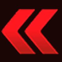 setas vermelhs logomarca stk cabines de pintura