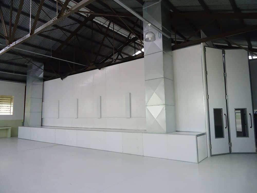 cabine pintura industrial stk 3